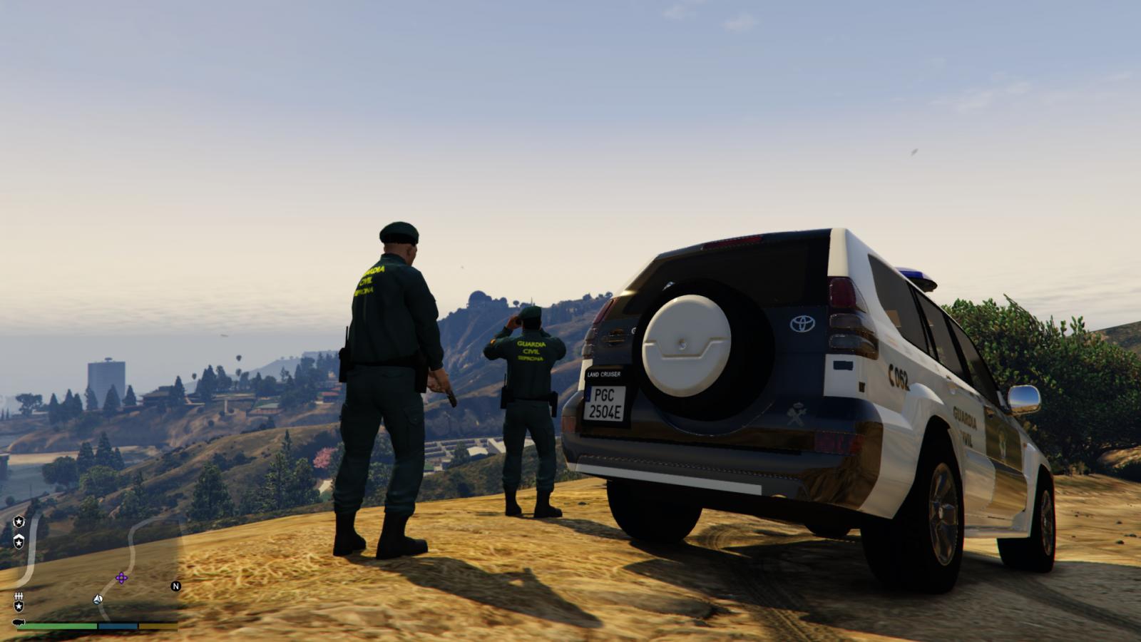 Guardia civil Seprona